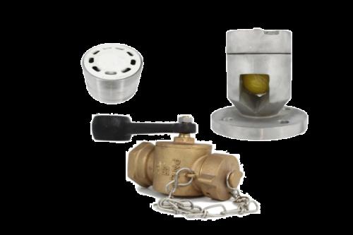 Various valves